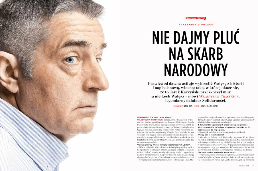 09 Newsweek Frasyniuk