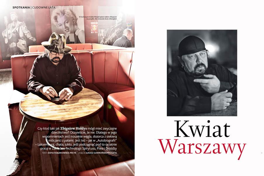 Zwierciadło Zbigniew Hołdys