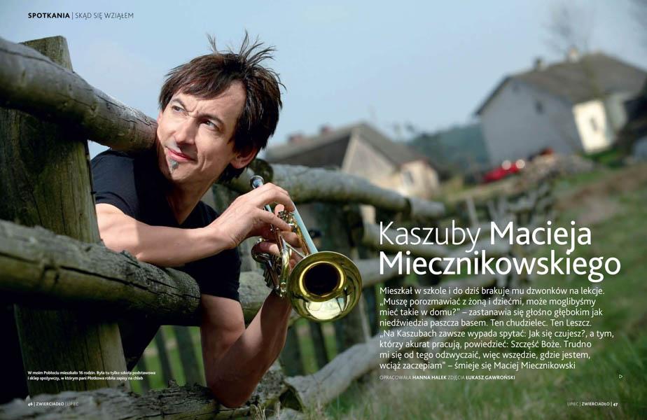 Zwierciadło_Maciek Miecznikowski
